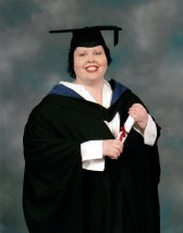 Melissa's Graduation Photo